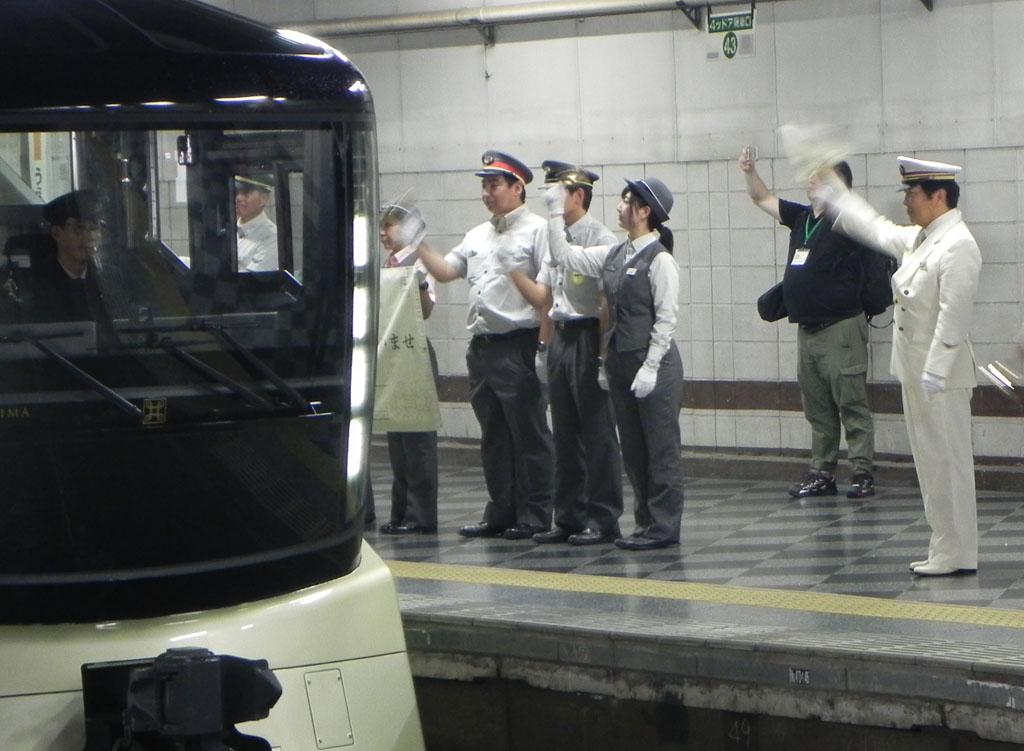 E001形TRAIN SUITE(トランスイート)四季島